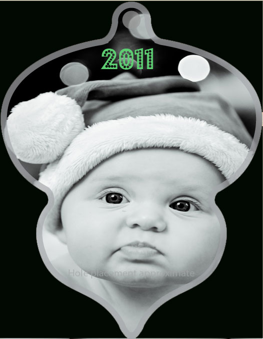 sample christmas ornament for 2011 las vegas sessions