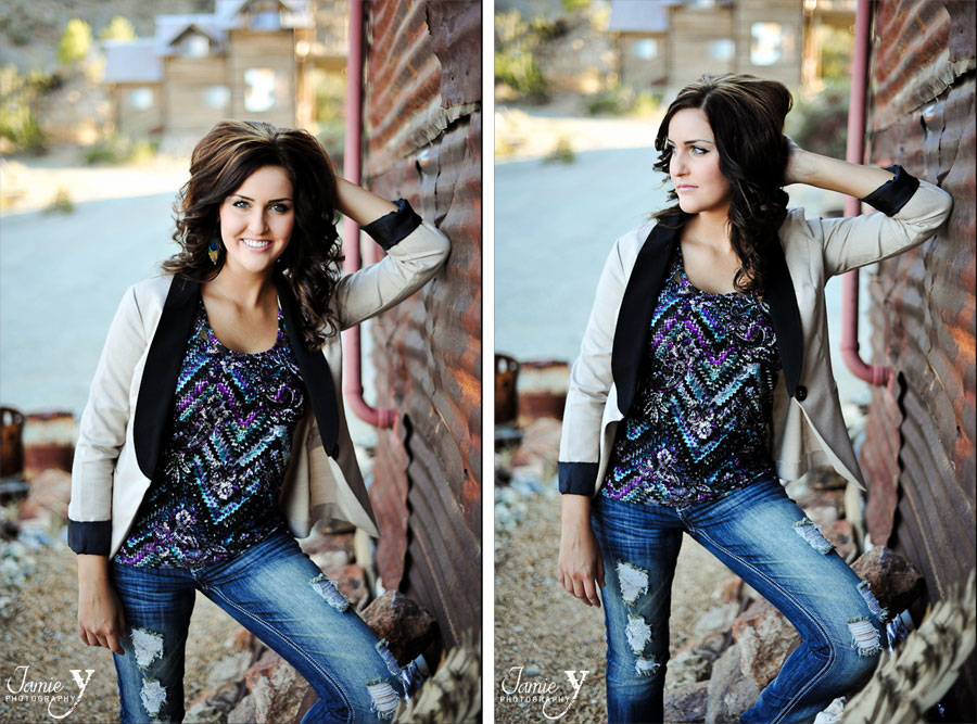 best las vegas senior photographer