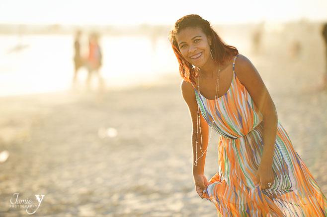 Venice Beach | Senior Portraits | Mariyah
