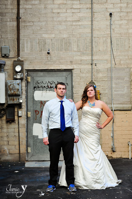 Rock The Dress | Shelby & Rob